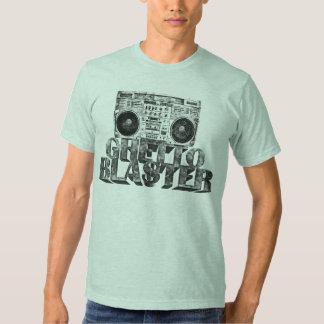 Vintage ghetto blaster t-shirt