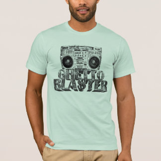 Vintage ghetto blaster T-Shirt