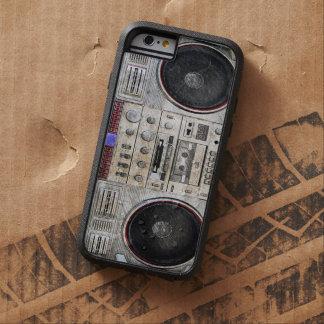 Vintage ghetto blaster tough xtreme iPhone 6 case