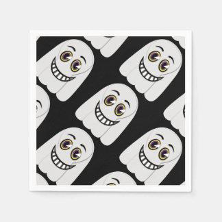 Vintage Ghost Napkins Disposable Serviettes