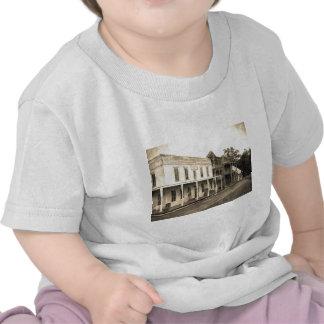 Vintage Ghost Town Hotel Tshirt