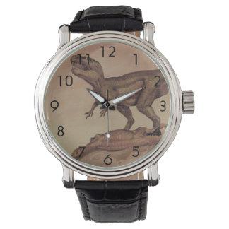 Vintage Giganotosaurus Dinosaur, Carnivorous Wrist Watch