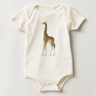 Vintage Giraffe Bodysuit