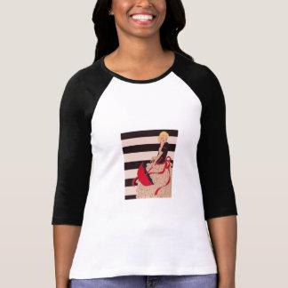 Vintage Girl T Shirt