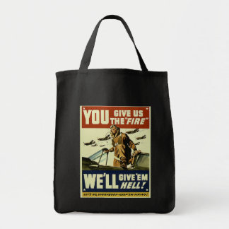 Vintage Give'em Hell Bag