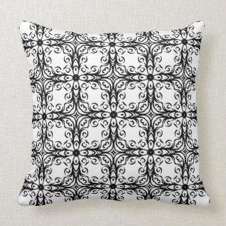 Vintage Glam Pattern Pillow