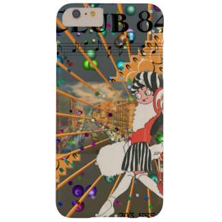 Vintage Glitz and Glamour Barely There iPhone 6 Plus Case