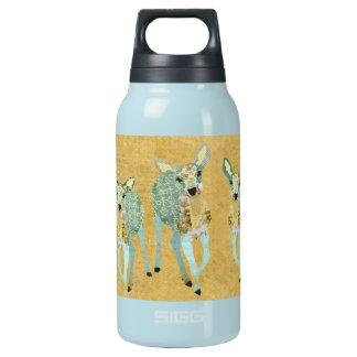 Vintage Golden Dearest Deer Liberty Bottle