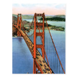 Vintage Golden Gate Bridge Postcards