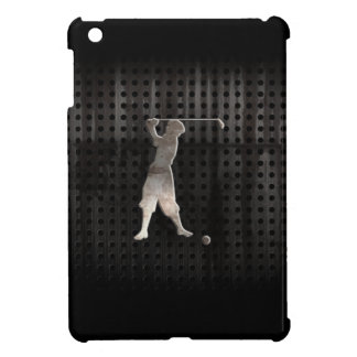 Vintage Golfer; Cool iPad Mini Cover