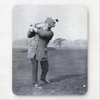 Vintage Golfer: J.H. Taylor Mouse Pads