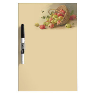 Vintage gooseberries Dry-Erase whiteboards