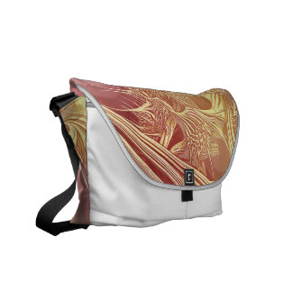 Vintage Gorgeous Thorns Messenger Bag