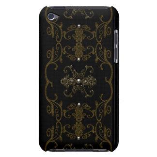 Vintage Gothic Elegance Jewels iPod Case-Mate Cases