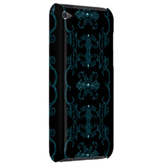 Vintage Gothic Elegance Jewels Barely There iPod Covers