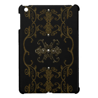 Vintage Gothic Elegance Jewels Cover For The iPad Mini