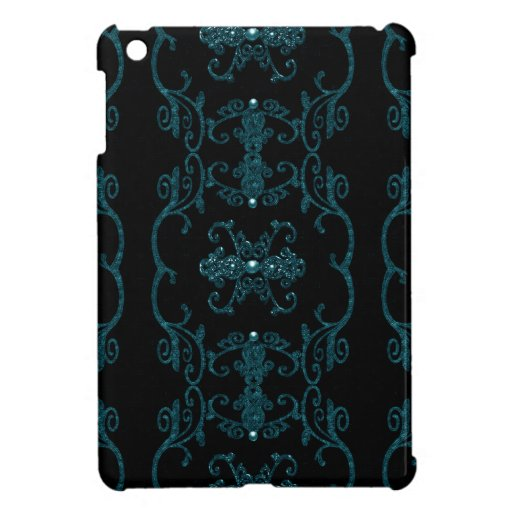 Vintage Gothic Elegance Jewels iPad Mini Cases