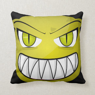 Vintage Gothic Halloween Alien Cushion