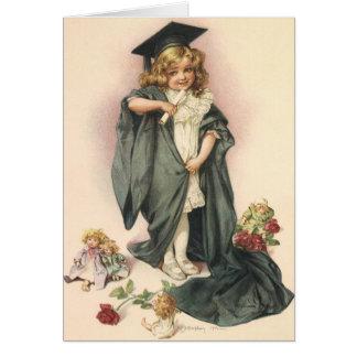 Vintage Graduation, Congratulations Class of 2012 Card