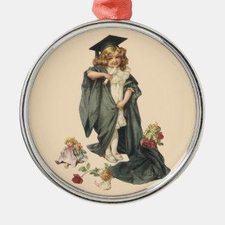 Vintage Graduation, Congratulations Graduates! Christmas Ornament