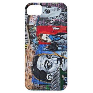 vintage graffit design on iphone case iPhone 5/5S cases