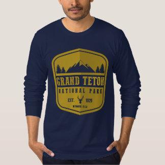 Vintage Grand Teton National Park T-shirt