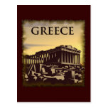 Vintage Greece Postcard