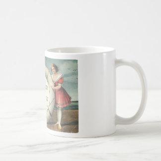 Vintage Greetings from Atlantic City Mug
