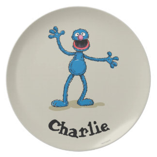 Vintage Grover | Add Your Name Plate