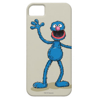 Vintage Grover Barely There iPhone 5 Case