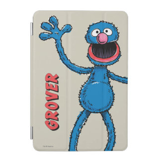 Vintage Grover iPad Mini Cover