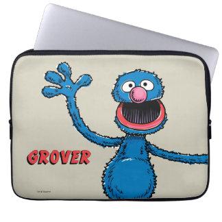 Vintage Grover Laptop Sleeve