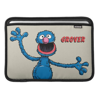 Vintage Grover MacBook Sleeve