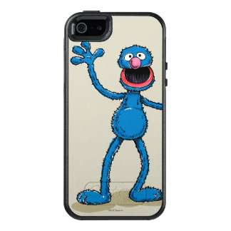 Vintage Grover OtterBox iPhone 5/5s/SE Case