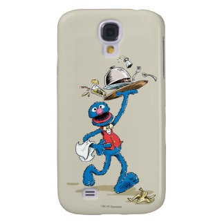 Vintage Grover the Waiter Galaxy S4 Case