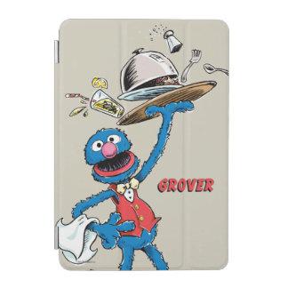 Vintage Grover the Waiter iPad Mini Cover