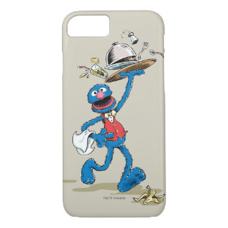 Vintage Grover the Waiter iPhone 8/7 Case