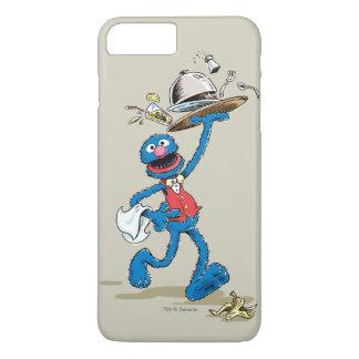 Vintage Grover the Waiter iPhone 8 Plus/7 Plus Case