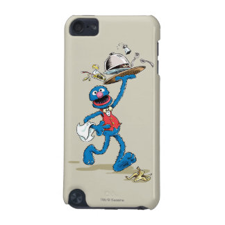 Vintage Grover the Waiter iPod Touch (5th Generation) Case
