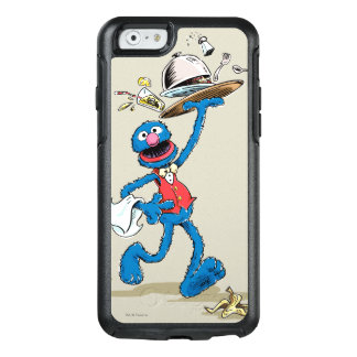 Vintage Grover the Waiter OtterBox iPhone 6/6s Case