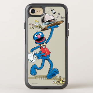 Vintage Grover the Waiter OtterBox Symmetry iPhone 7 Case