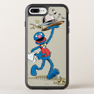 Vintage Grover the Waiter OtterBox Symmetry iPhone 8 Plus/7 Plus Case
