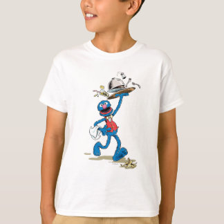 Vintage Grover the Waiter T-Shirt