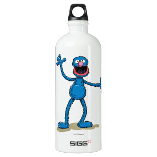 Vintage Grover Water Bottle