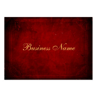 Vintage Grunge Business Card