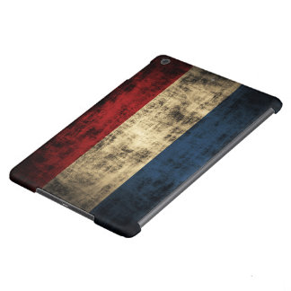Vintage Grunge Flag of Netherlands iPad Air Cover