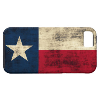 Vintage Grunge Flag of Texas iPhone 5 Case