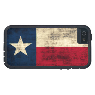 Vintage Grunge Flag of Texas iPhone 5/5S Covers