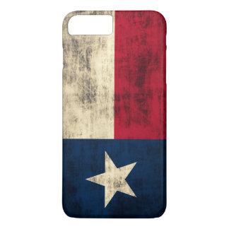 Vintage Grunge Flag of Texas iPhone 7 Plus Case