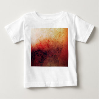 Vintage Grunge Floral Fire Red Faded Roses Artsy Tshirts